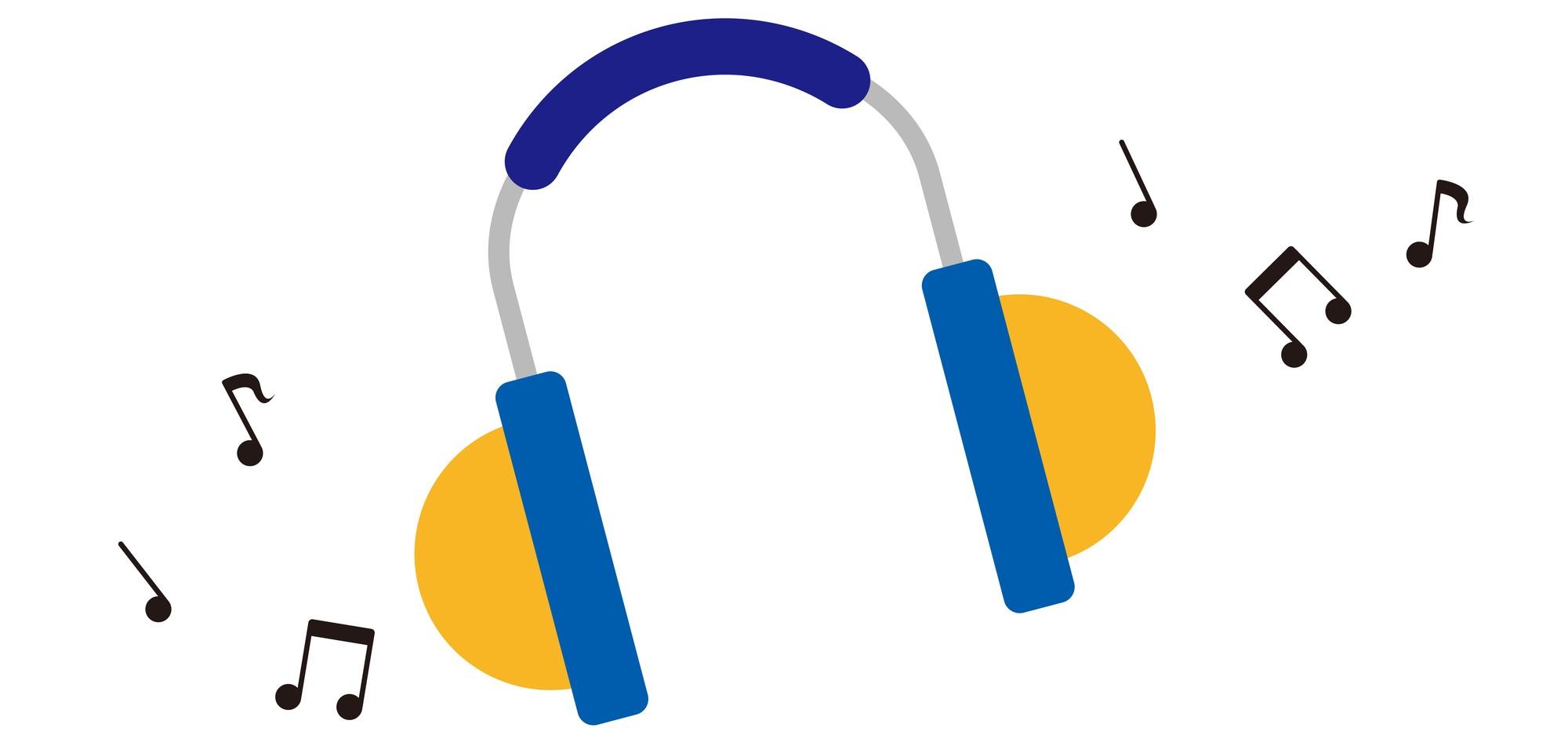 豊富な練習用音源